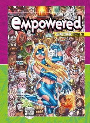 Empowered Deluxe Edition Volume 3 (Hardback)