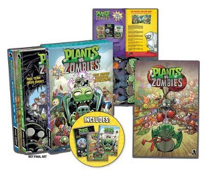 Plants Vs. Zombies Boxed Set 3 (Hardback)