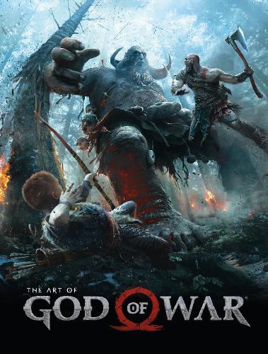 The Art Of God Of War (Hardback)