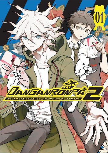 Danganronpa 2: Ultimate Luck And Hope And Despair Volume 1 (Paperback)