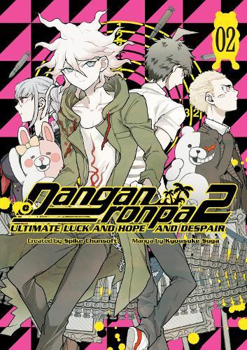 Danganronpa 2: Ultimate Luck And Hope And Despair Volume 2 (Paperback)