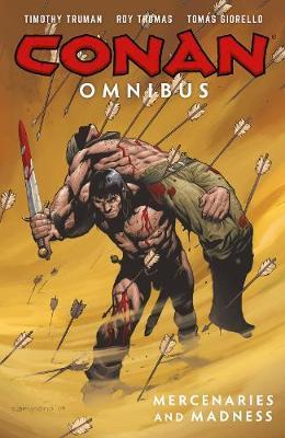 Conan Omnibus Volume 4 (Paperback)