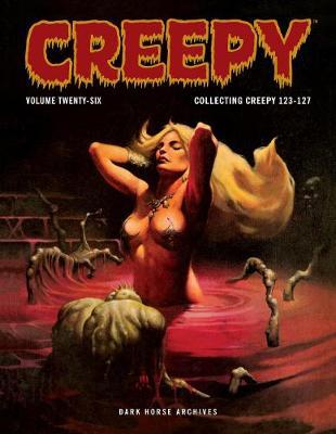 Creepy Archives Volume 26 (Hardback)