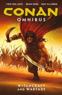 Conan Omnibus Volume 7 (Hardback)