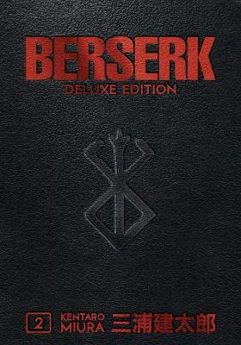 Berserk Deluxe Volume 2 (Hardback)