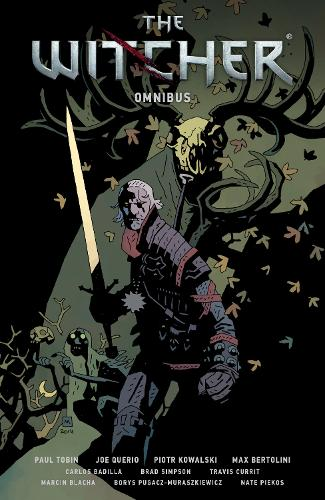 The Witcher Omnibus (Paperback)