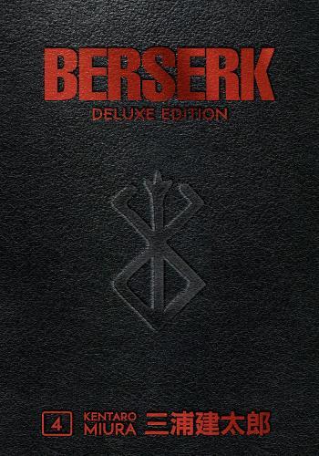 Berserk Deluxe Volume 4 (Hardback)