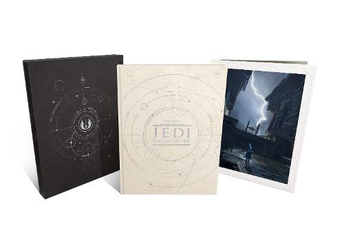 The Art Of Star Wars Jedi: Fallen Order Limited Edition (Paperback)
