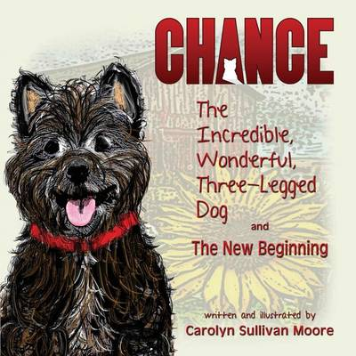 Chance, the Incredible, Wonderful, Three-Legged Dog and the New Beginning (Paperback)
