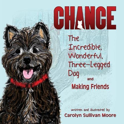 Chance, the Incredible, Wonderful, Three-Legged Dog and Making Friends (Paperback)