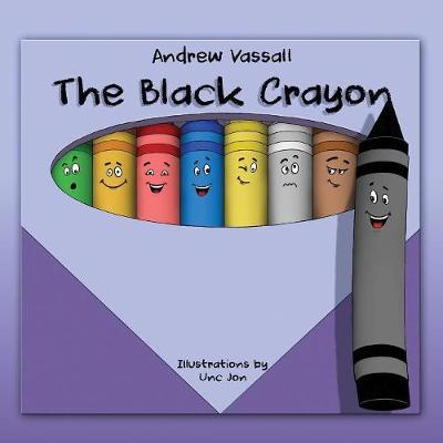 The Black Crayon (Paperback)