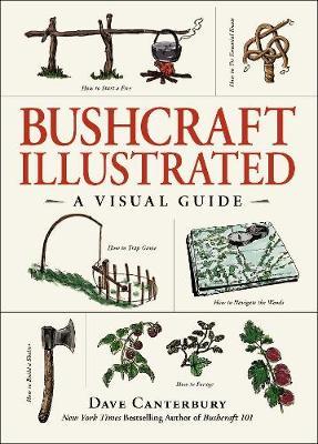 Bushcraft Illustrated: A Visual Guide - Bushcraft (Hardback)