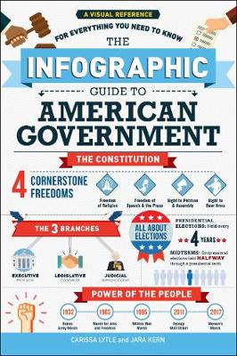 The Infographic Guide to American Government: A Visual Reference for Everything You Need to Know - Infographic Guide (Paperback)