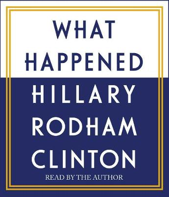 What Happened (CD-Audio)