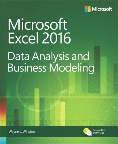 Microsoft Excel Data Analysis and Business Modeling (Paperback)