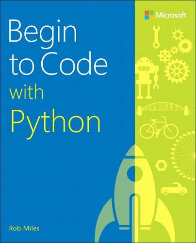 Begin to Code with Python (Paperback)