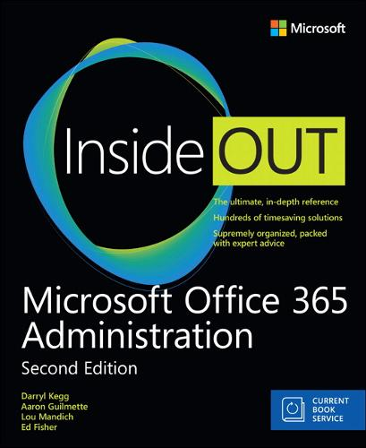 Microsoft Office 365 Administration Inside Out (Includes Current Book Service) (Paperback)