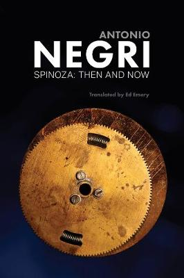 Spinoza: Then and Now, Essays (Paperback)