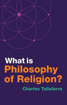 What is Philosophy of Religion? - What is Philosophy? (Hardback)