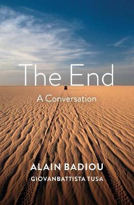 The End: A Conversation (Hardback)