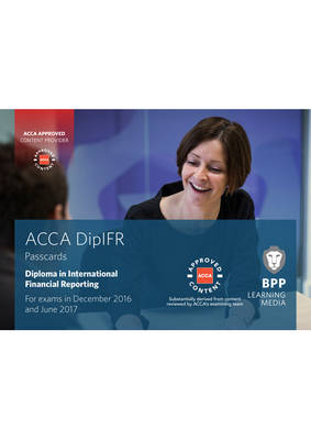 DipIFR Diploma in International Financial Reporting: Passcards (Spiral bound)