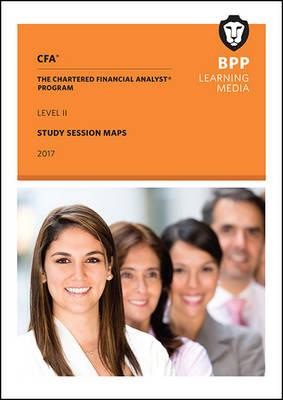 CFA Level 2: Study Session Maps (Paperback)