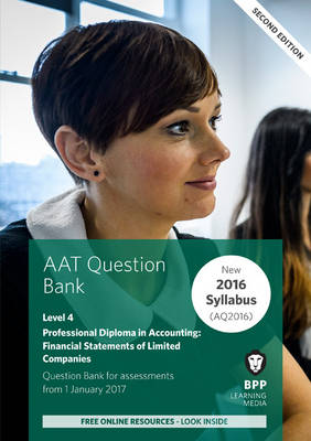 AAT Financial Statements of Limited Companies: Question Bank (Paperback)