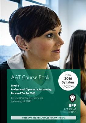 AAT Personal Tax FA2016 (2nd Edition): Coursebook (Paperback)