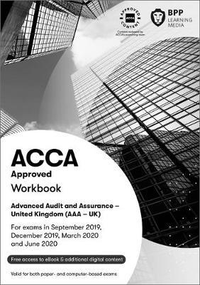 ACCA Advanced Audit and Assurance (UK): Workbook (Paperback)