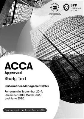 ACCA Performance Management: Study Text (Paperback)
