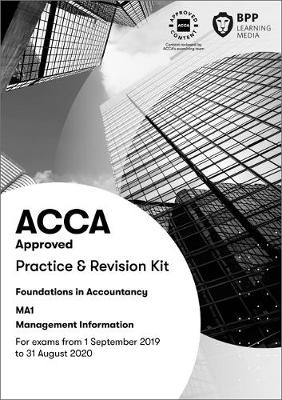 FIA Management Information MA1: Practice and Revision Kit (Paperback)
