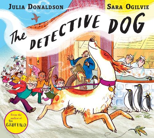 The Detective Dog (Paperback)