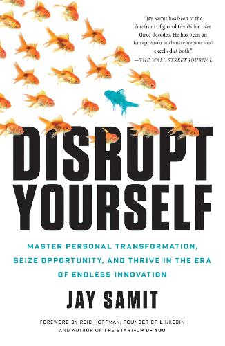 Disrupt Yourself (Paperback)