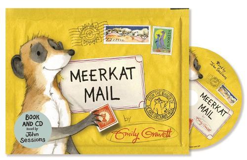 Meerkat Mail: Book and CD Pack