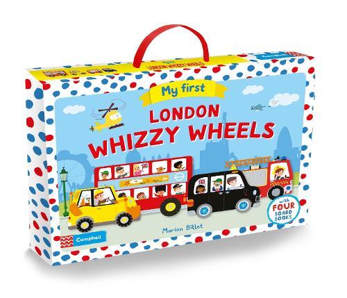 My First London Whizzy Wheels - Whizzy Wheels