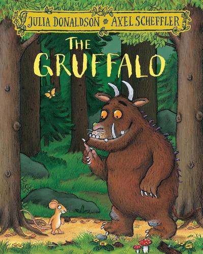 The Gruffalo by Julia Donaldson, Axel Scheffler | Waterstones