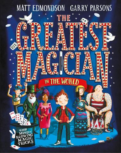 The Greatest Magician in the World (Hardback)