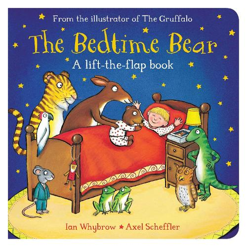 The Bedtime Bear - Tom and Bear (Board book)