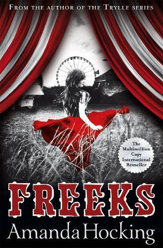 Freeks (Paperback)