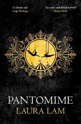 Pantomime - Micah Grey Trilogy (Paperback)