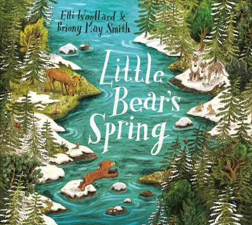 Little Bear's Spring (Paperback)
