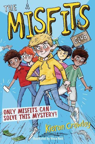 The Misfits Club (Paperback)