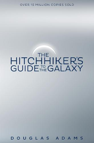 Image result for the hitchhiker's guide to the galaxy book
