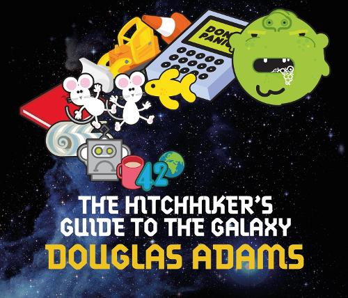 The Hitchhiker's Guide to the Galaxy - The Hitchhiker's Guide to the Galaxy (CD-Audio)