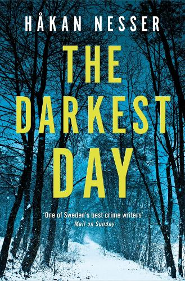 The Darkest Day - The Barbarotti Series (Paperback)