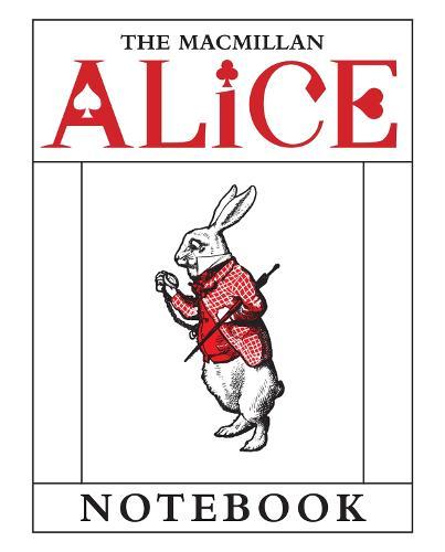 The Macmillan Alice: White Rabbit Notebook (Book)