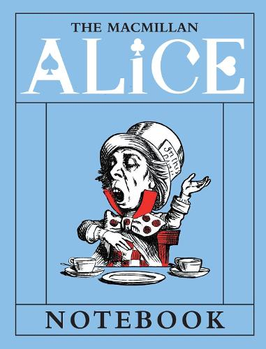 The Macmillan Alice: Mad Hatter Notebook (Book)