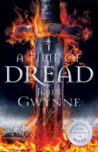 A Time of Dread - Of Blood and Bone (Hardback)