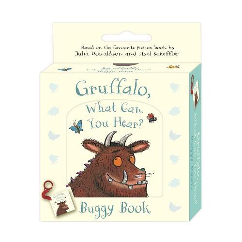 Gruffalo, What Can You Hear?: Buggy Book - Gruffalo Baby (Board book)