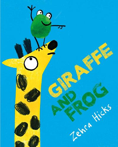 Giraffe and Frog (Paperback)